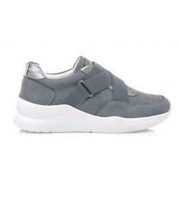 Zapatillas 67837 azul