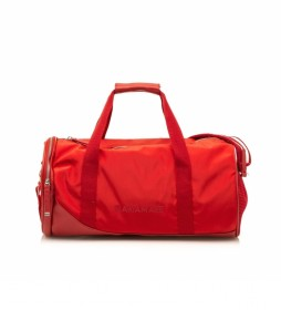 Mochila Aba rojo -44x22x19cm-