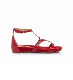 Sandalias 67750 rojo