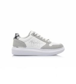 Zapatillas 63140 blanco