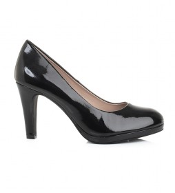 Zapatos Ivy negro -altura tacón: 9cm.
