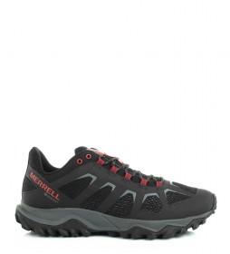 Merrell Trilha running shoes Fiery Gore -Tex preto, vermelho / 650g
