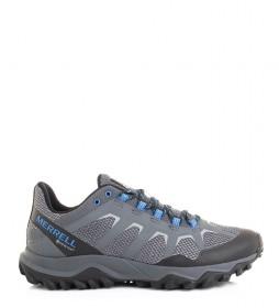 Merrell Trilho running shoes Fiery Gore -Tex grey/ 650g