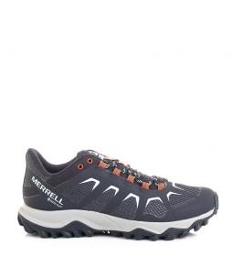 Merrell Trilho running shoes Fiery Gore -Tex marino / 570g