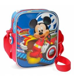 Bandolera World Mickey -15x20x6cm-
