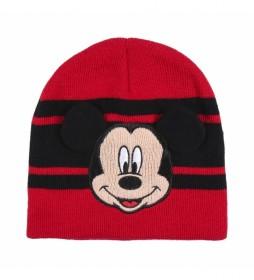 Gorro Mickey rojo