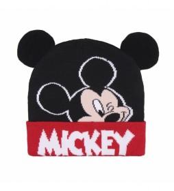 Gorro Mickey negro