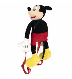 Mochila Peluche Mickey -30.5x57.5x18cm-