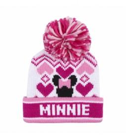 Gorro Minnie rosa