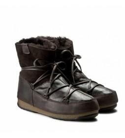 Moon Boot Botas de tornozelo 24006100 brown