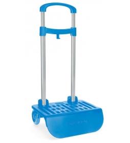 Carro Escolar Movom Plegable Azul -85cm-