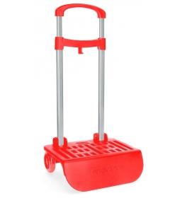 Carro Escolar Movom Plegable Rojo -85cm-