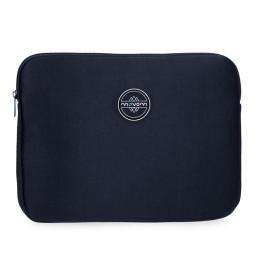 Funda para Tablet Movom Azul Marino -30x22x2cm-