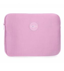 Funda para Tablet Movom Rosa -30x22x2cm-