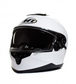 MT Helmets Casco integral MT Lynx SV blanco brillo