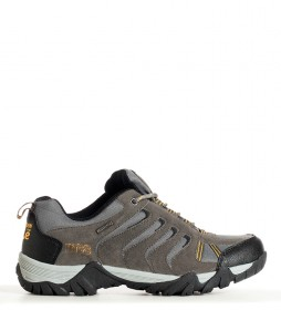 MT8 by Sweden Klë Chaussures de trekking Bouclier gris