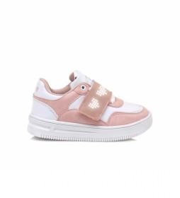 Zapatillas con Luces Trix rosa