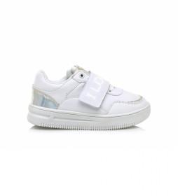 Zapatillas con Luces Trix blanco