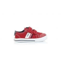 Zapatillas 47751 rojo