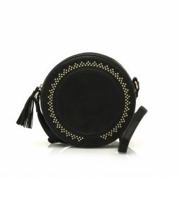 Bandolera Noina negro -20x20x6cm-