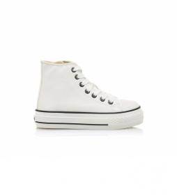 Zapatillas Bigger blanco