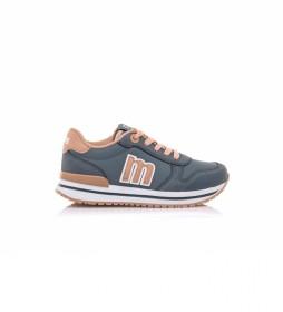Zapatillas Hada azul