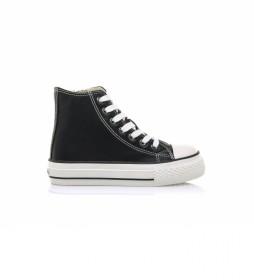 Zapatillas Bigger negro