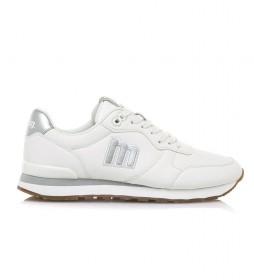 Zapatillas Whiel blanco