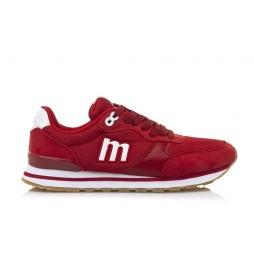 Zapatillas Dasha rojo