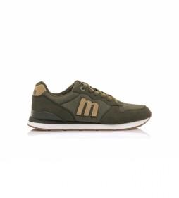 Zapatillas Joggo 84467 verde kaki