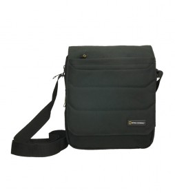 Bandolera Pro negro-23,5x9x27cm-