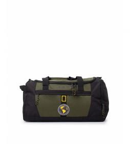 Bolsa de viaje New Explorer caqui -50,5x20,5x29,5cm-