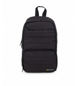 Mochila Pro negro -20x10x33cm-