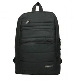 Mochila Pro negro -29x10x37cm-