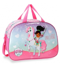 Bolsa de viaje Nella Unicorn 40cm -28x40x22 cm-