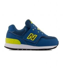 Zapatillas 574 Day/Night azul