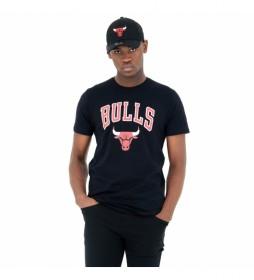 Camiseta Chicago Bulls negro