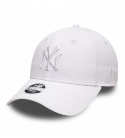 Gorra New York Yankees Essential 9Forty blanco