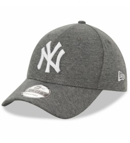 Gorra New York Yankees Jersey 9Forty gris