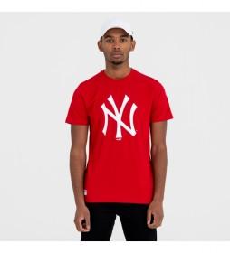 New York Yankees Team Logo rojo