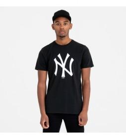 Camiseta New York Yankees Team Logo negro