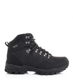 Nicoboco Leather boots Tekul black / Cimatech