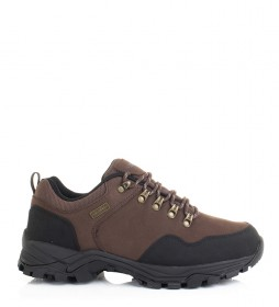 Nicoboco Tesco brown leather shoes / Cimatech