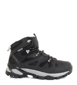 Nicoboco Trekking boots Tukon black / Cimatech