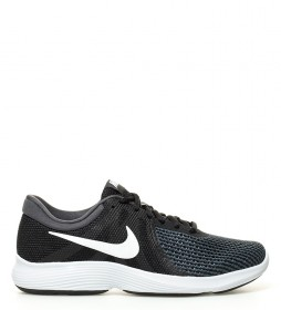 Nike Zapatillas running Revolution 4 negro, antracita