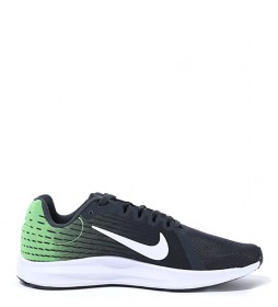 Nike Downshifter running shoes 8 black, green