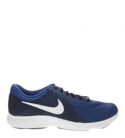 Nike Running Shoes Revolution 4 blue