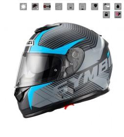 Nzi Integral helmet Symbio Duo Tera Blue black, blue