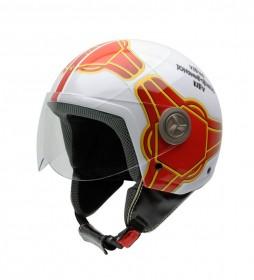 Nzi Jet helmet NZI 3D Vintage II Three-time champions