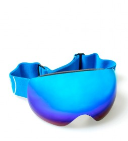 Ocean Sunglasses Snow goggles Arlberg blue with blue crystal revo